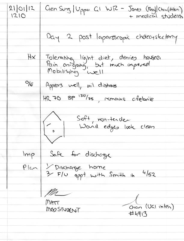 Patient Note Setma Com Epm Tools Hospital Daily Progress Note